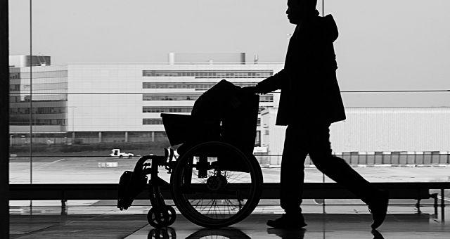 silla de ruedas seguridad social