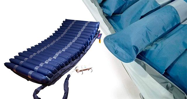 mejor colchón de aire antiescaras