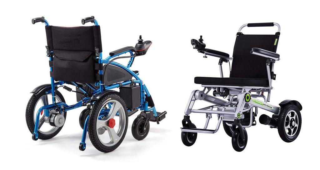 tipos de sillas de ruedas eléctricas