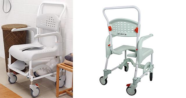 análisis silla ducha wc clean