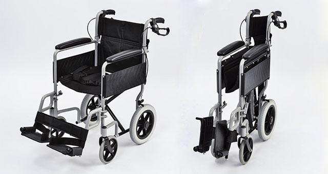 mejores sillas de ruedas plegables