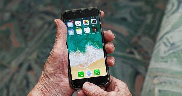 guía mejor móvil para mayores