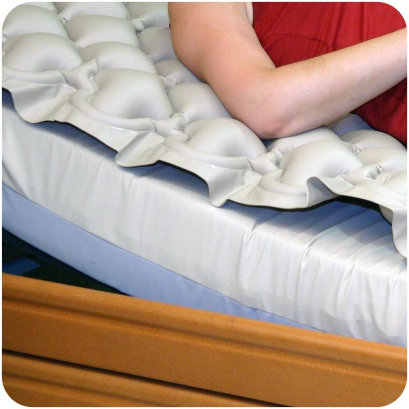colchón antiescaras de celdas de aire