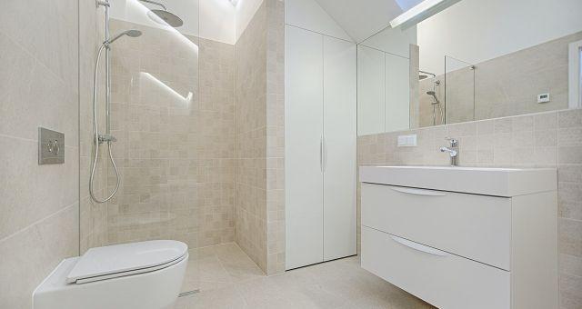 facilitando baño adaptado